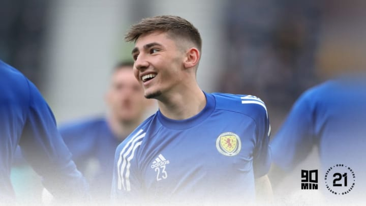Billy Gilmour must start for Scotland against England