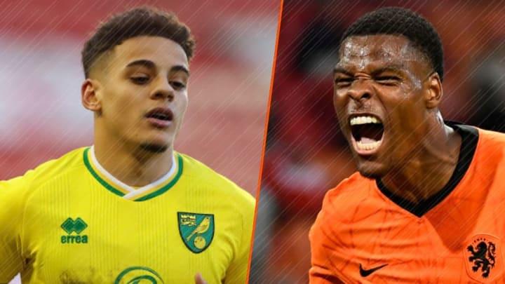 Everton are keen on Aarons & Dumfries