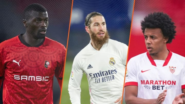 Mbaye Niang, Sergio Ramos et Jules Koundé dans l'actu foot des transferts.