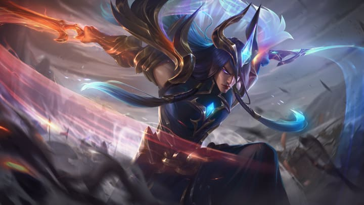 """""""Dawn and night collide in new PBE previews!"""""""