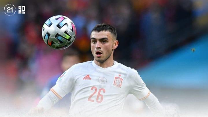 Pedri has had an outstanding Euro 2020