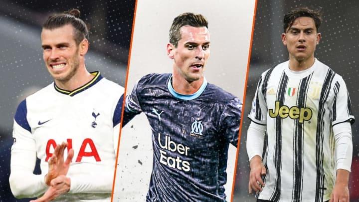 Gareth Bale, Arkadiusz Milik et Paulo Dybala au cœur de l'actualité mercato.