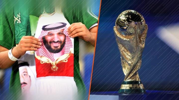L'Arabie Saoudite du dictateur Mohammed bin Salman bientôt hôt d'un Mondial ?
