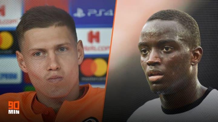 Mykola Matviyenko and Mouctar Diakhaby are West Ham targets