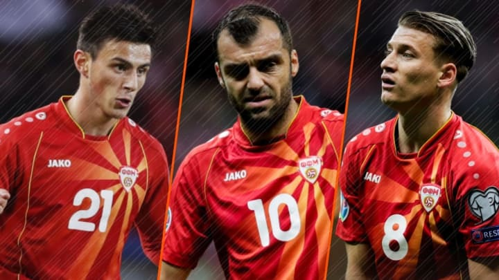 La Macédoine du Nord a fait forte impression en battant l'Allemagne le 31 mars dernier.