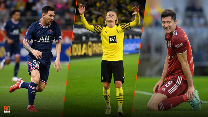 Who will be the Champions League's top goalscorer in 2021/22?