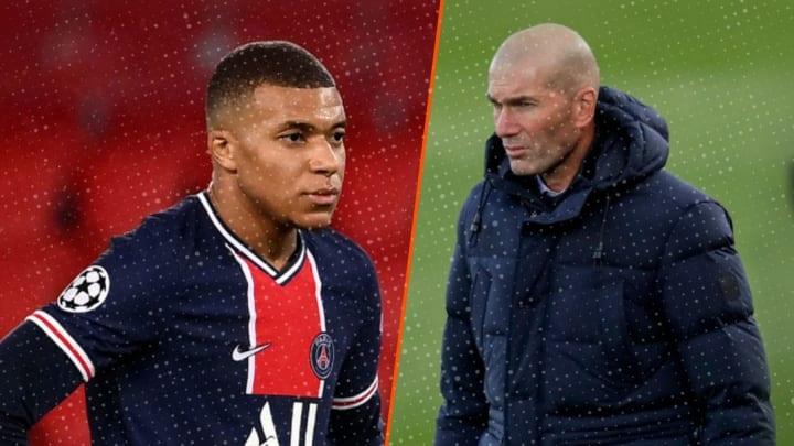 Kylian Mbappé et Zidane, destins liés ?