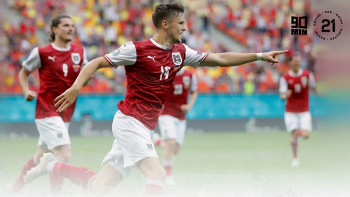 Baumgartner impressed against Ukraine