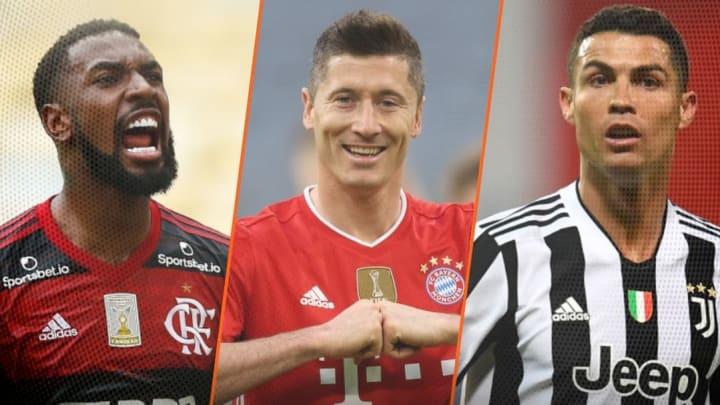 Gerson en route vers l'OM? Lewandowski donne sa priorité au Barça, Cristiano Ronaldo sur le départ.
