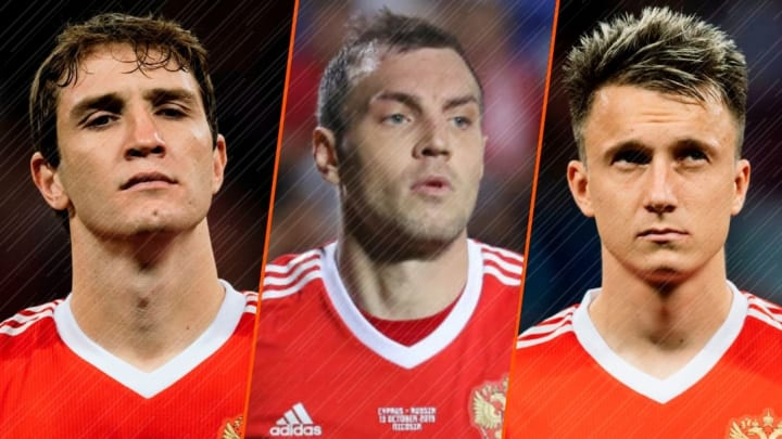 La Russie aura une belle équipe pour cet Euro 2020.