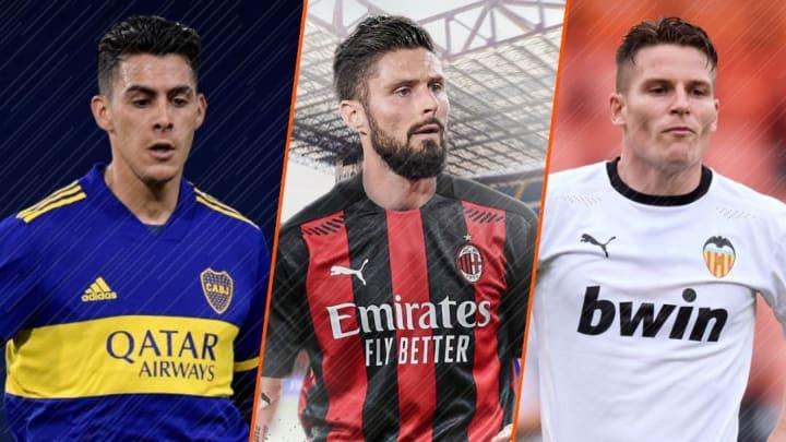 Cristian Pavon, Olivier Giroud et Kevin Gameiro au cœur de l'actu mercato.