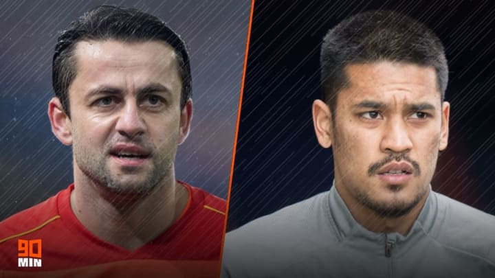 Lukasz Fabianski and Alphonse Areola are vying to be West Ham's number one