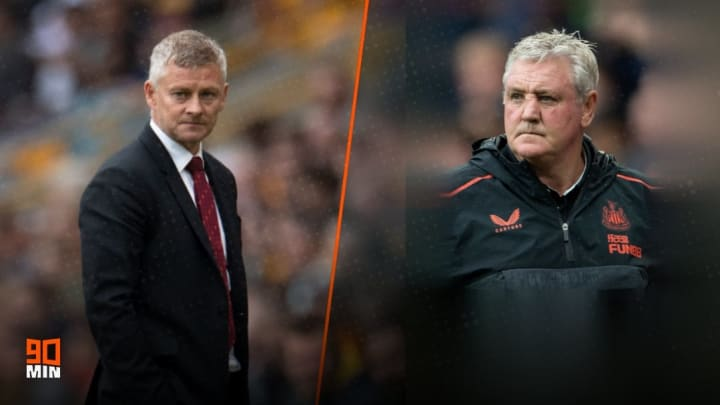 Manchester United take on Newcastle at Old Trafford