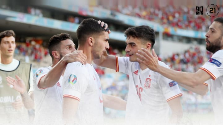 Pedri and Torres drove Spain forward against Croatia