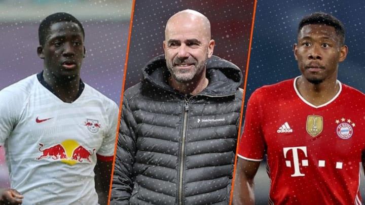Ibrahima Konate signe à Liverpool, Peter Bosz ciblé par l'OL et David Alaba rejoint Madrid.