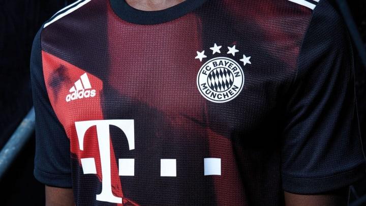 Bayern Munich 2020/21 third shirt