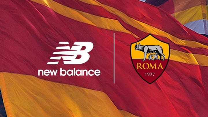 Roma have struck a deal with New Balance
