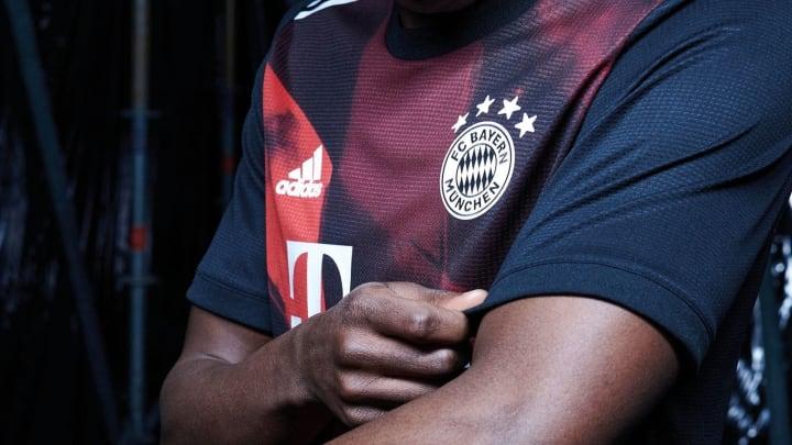 Bayern Munich launch 2020/21 third shirt