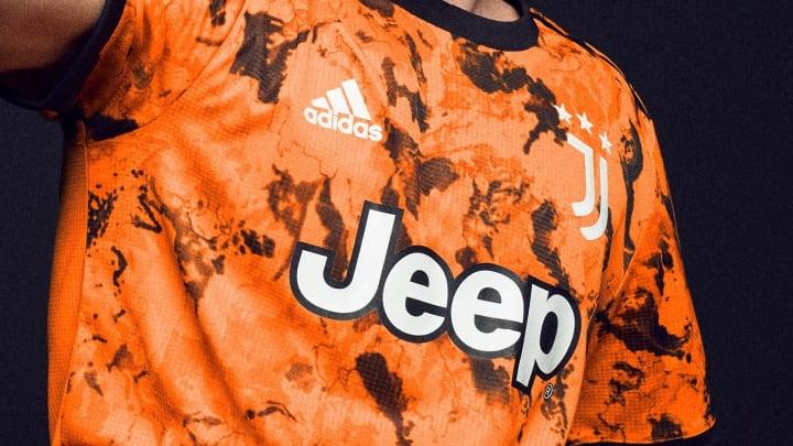 juventus launch vibrant orange adidas third shirt for 2020 21 juventus launch vibrant orange adidas