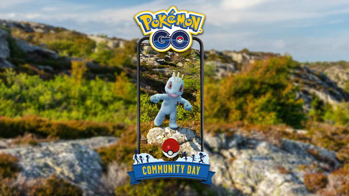 Pokemon GO will be featuring the fighting-type Machop in its January Community Day event.