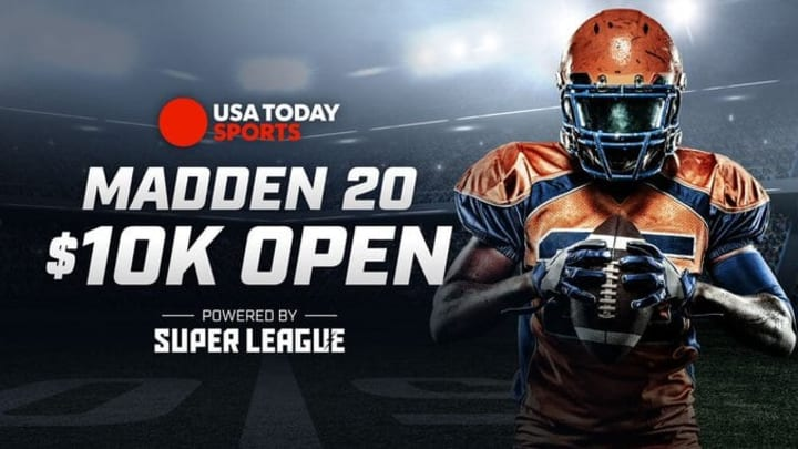 USA Today is set to host a $10,000 Madden 20 tournament powered by Super League.