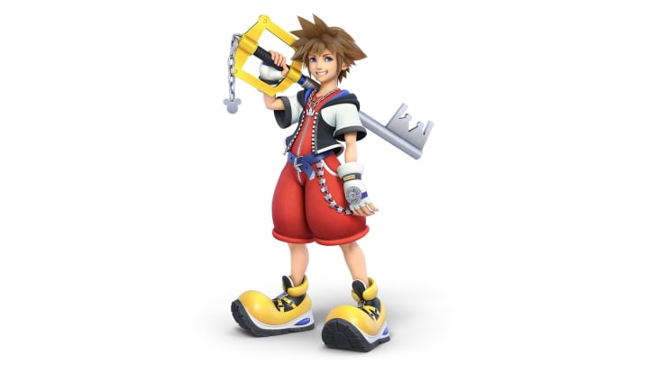 Sora, one of the main protagonists from Square Enix' Kingdom Hearts series, will be the final addition to Super Smash Bros. Ultimate Vol. 2.