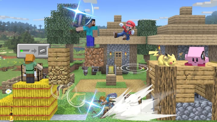 Is Fortnite The Next Popular Game to be a Part Super Smash Bros. Ultimate DLC Crossover?
