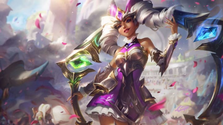 Qiyana is a D-tier jungler in League of Legends patch 11.1