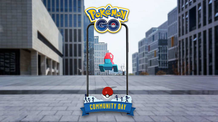 Everything you need to know about Porygon Community Day in Pokémon GO.