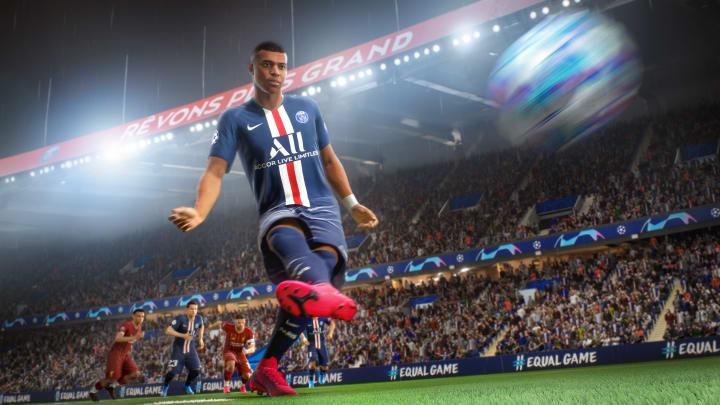 FIFA 22's release date is still under wraps.
