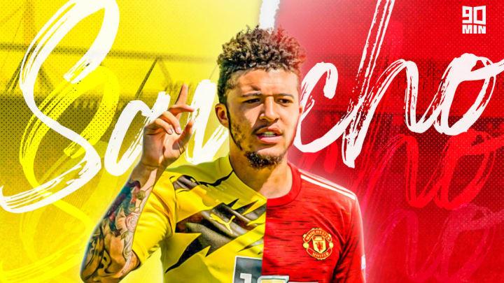 Man Utd's Jadon Sancho pursuit has been successful