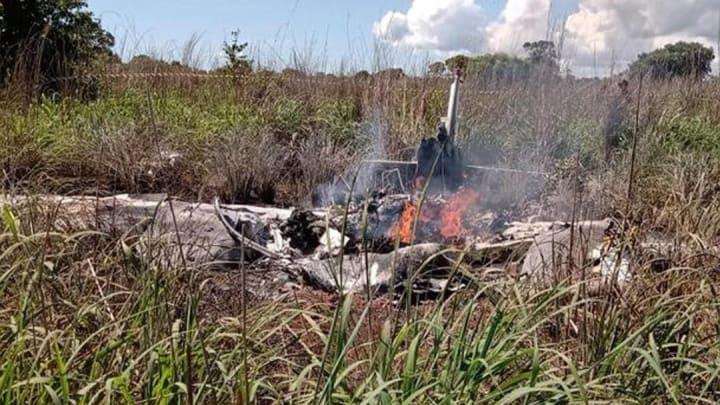 Tragedia in Brasile: precipita l'aereo del Palmas, morti 4 giocatori ed il presidente del club verdeoro