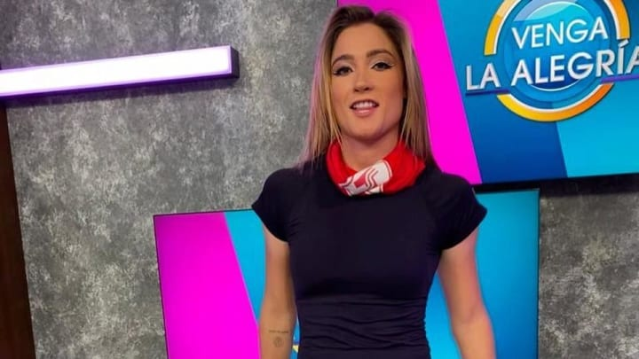 Mati Álvarez reveló el nuevo proyecto en TV Azteca