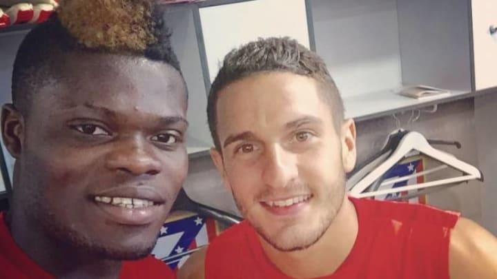 Koke khuyên Partey không nên đến Arsenal