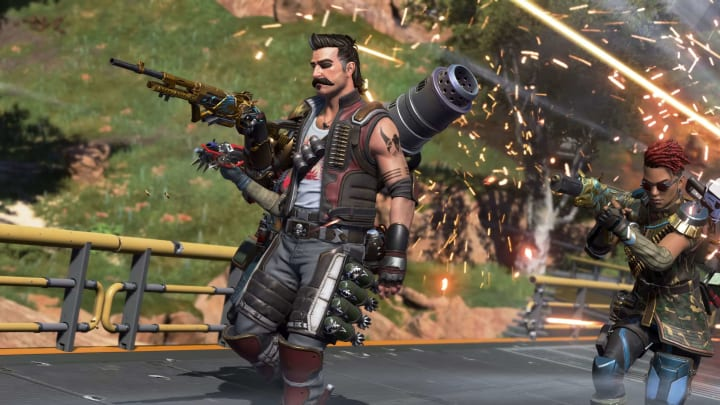 Respawn may come up with a system to alleviate the issue of hackers.