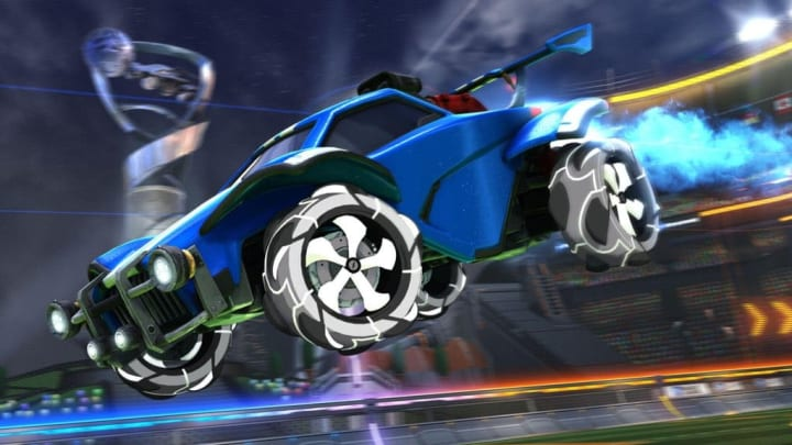 Rocket League is going free-to-play Sept. 23