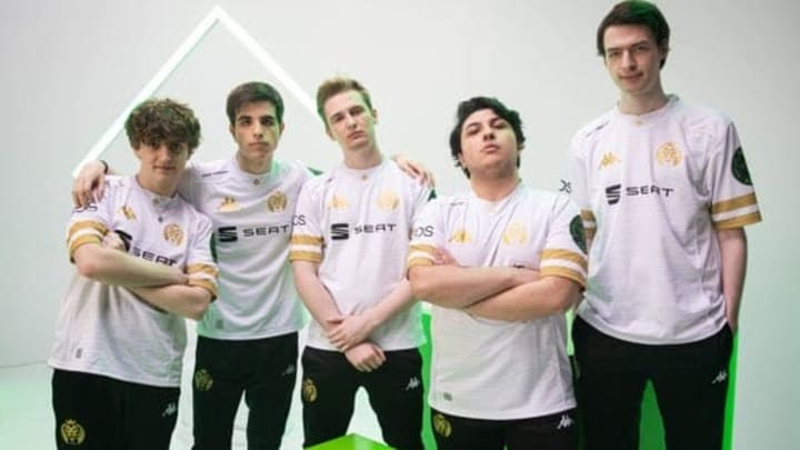 Photo by MAD Lions, LoL Esports, Riot Games