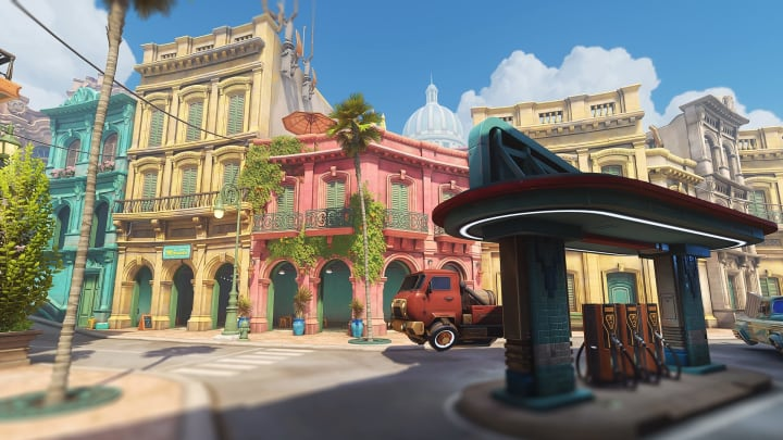 The last competitive map announced is Havana in early 2019