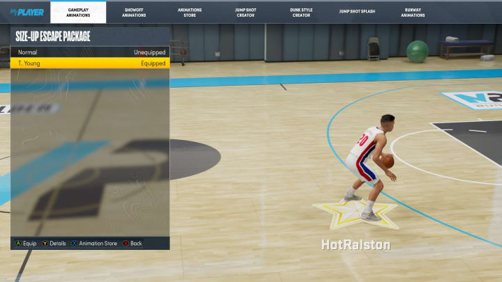 Here are the best Playmaking Moves to use in NBA 2K22 MyCareer on Current Gen and Next Gen.