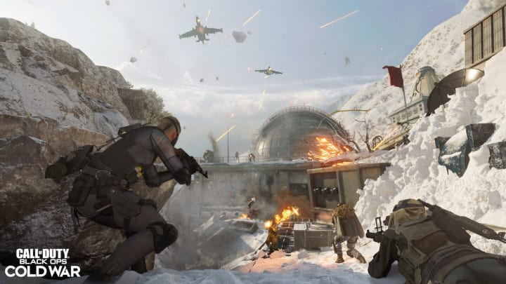 Planes may be coming to Warzone.