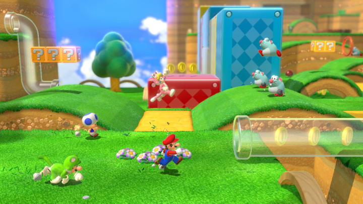 Super Mario 3D World + Bowser's Fury details were revealed in a new trailer.