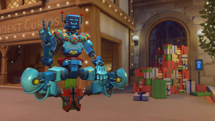 Overwatch Season 25's end date will likely arrive in early January.
