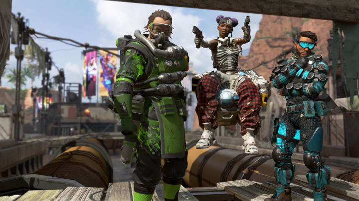 New Apex Legends weapon skin variants were discovered in a data mine Wednesday.
