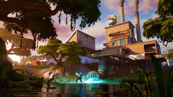 The Fortnite Secret Truce Celebrated challenge can be hard to complete without guidance.