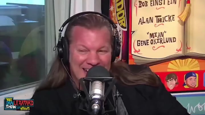 Chris Jericho in-studio on the Dan Le Batard Show with Stugotz