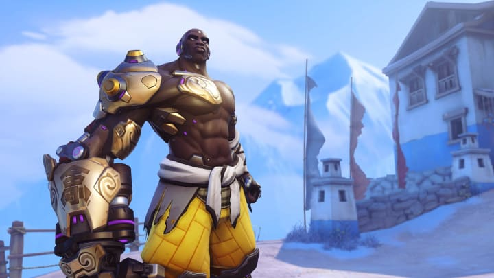 The Overwatch hero rotation claimed Doomfist as one of its next victims.