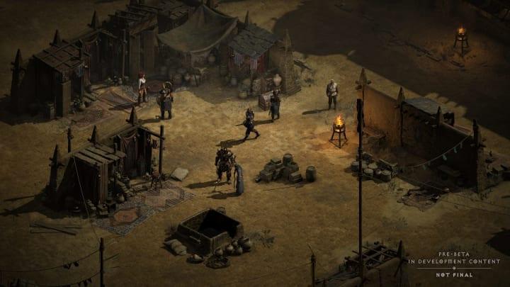 Does Diablo II: Resurrected have cross-progression?