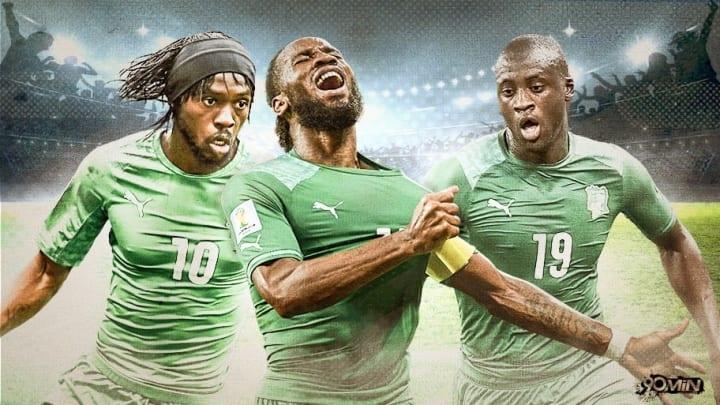 Squadre Internazionali (2000-2020): la Top 11 della Costa d'Avorio