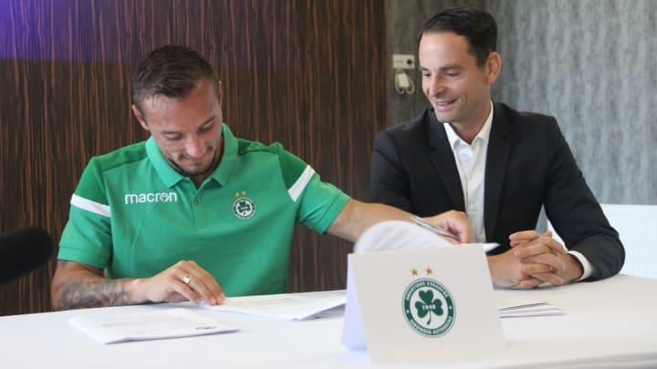 Eric Bauthéac et Grégoire Akcelrod signent l'ancien Niçois à Omonia Nicosie (Chypre).