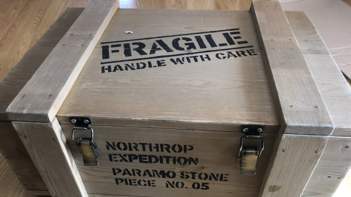 Mysterious crates sent to prominent PUBG influencers may hint at the next playable map.